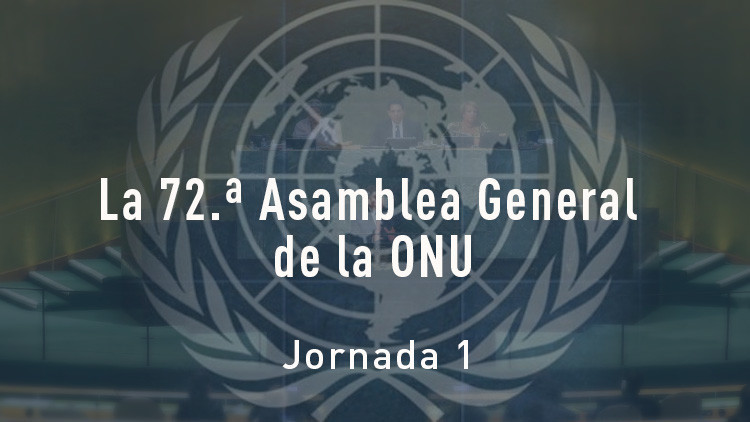 VIDEO: Los líderes mundiales se reúnen en la 72.ª sesión de la Asamblea General de la ONU