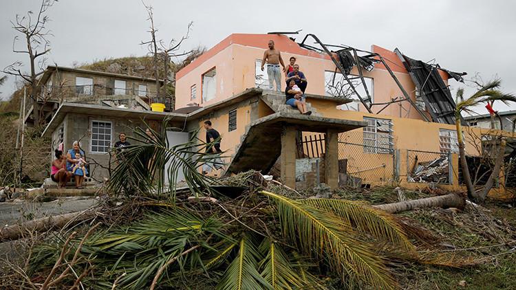 VIDEO: Jennifer López y Ricky Martin piden ayuda para Puerto Rico tras el paso de los huracanes