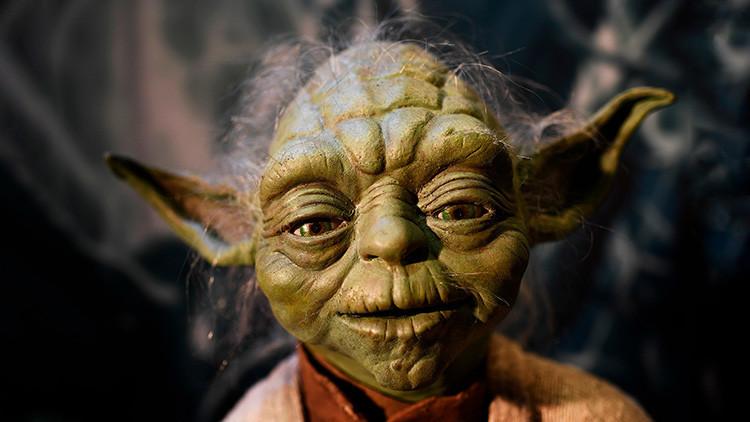 Un maestro Yoda aparece misteriosamente junto al rey de Arabia Saudita en la ONU