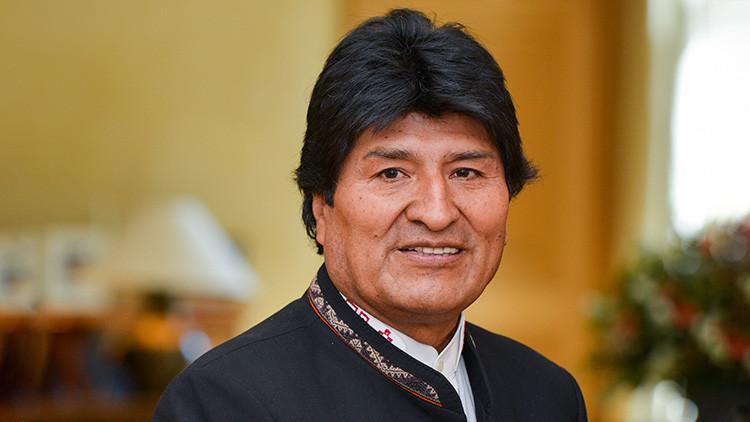 ¿Cuánto mide Evo Morales? - Altura - Real height 59c65cfa08f3d9bd7f8b4568