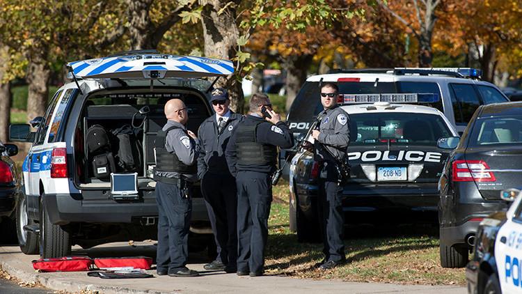 EE.UU: Tres heridos por un tirador activo en Connecticut