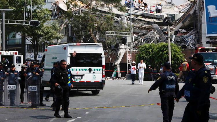 VIDEO: Médicos continuaron con una operación a una bebé de 22 días durante el sismo en México