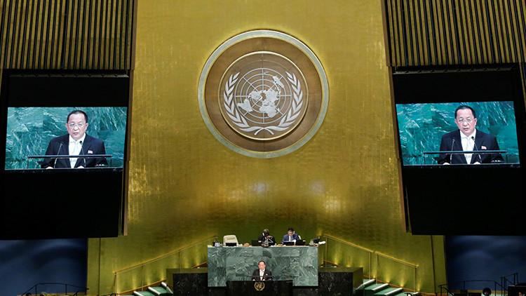 VIDEO: Corea del Norte explica por qué el mundo está al borde de una catástrofe