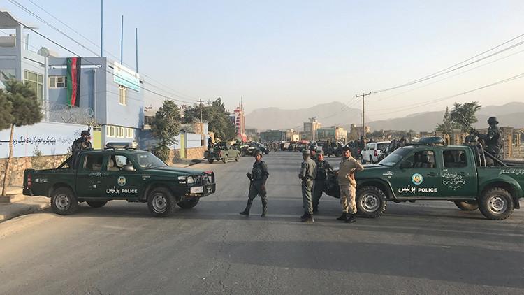 Al menos cinco heridos en un atentado suicida contra un convoy de la OTAN en Afganistán