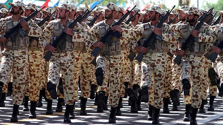 Irán emprende ejercicios militares a gran escala en la frontera con el Kurdistán iraquí