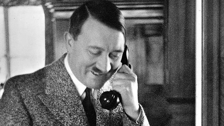 Subastan una agenda con datos privados de 200 nazis de alto rango