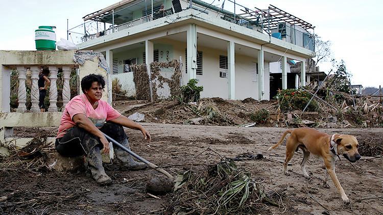 Aseguran que el paso del huracán María provocó un retraso de décadas en Puerto Rico