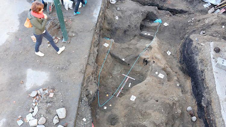Noruega: Hallan en una ciudad restos de un barco funerario que podría haber sido de los vikingos