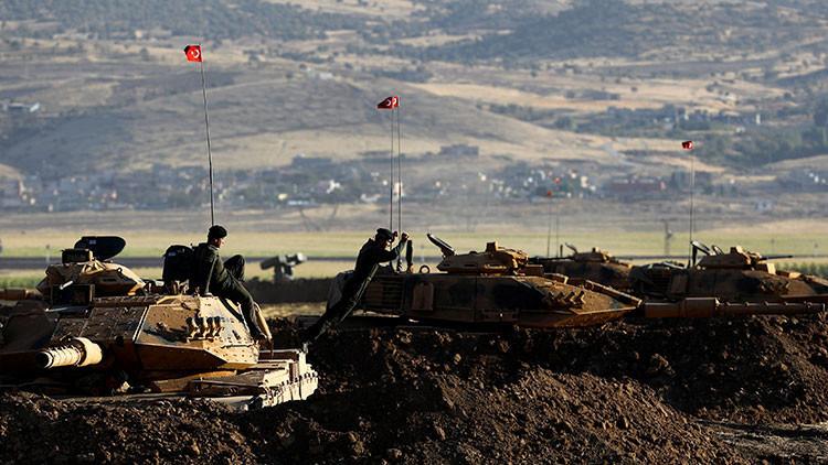 """Erdogan: """"El Ejército turco está en la frontera iraquí listo para adoptar las medidas necesarias"""""""