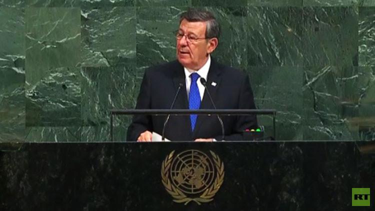 Uruguay rechaza