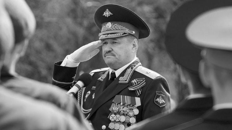 """Moscú: """"La muerte de un general ruso en Siria es resultado de la hipocresía de EE.UU."""""""
