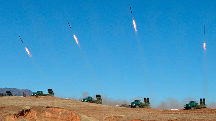 Pionyang refuerza sus defensas tras el sobrevuelo de bombarderos de EE.UU. cerca de su frontera