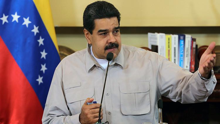 Maduro ordena ayuda humanitaria para Puerto Rico tras el paso de María