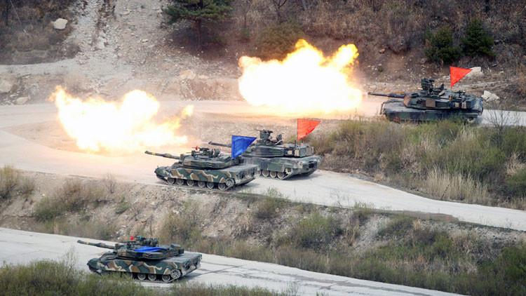 """Moscú: """"Los ejercicios de EE.UU. y aliados cerca de la península coreana provocan a Pionyang"""""""