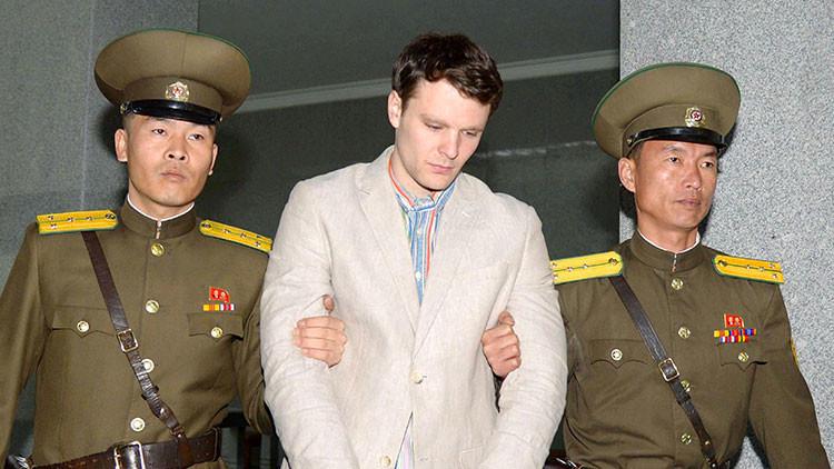 """Los padres del fallecido Otto Warmbier: Corea del Norte """"es un Estado terrorista"""""""