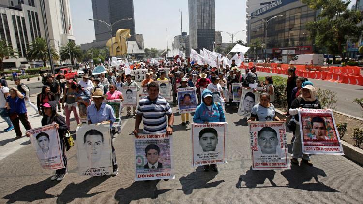 Caso Iguala: tres años de lucha y no se ha encontrado ningún culpable