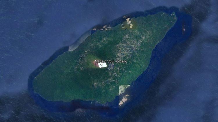 Alerta roja: evacuaciones en Vanuatu tras una erupción volcánica (FOTOS)