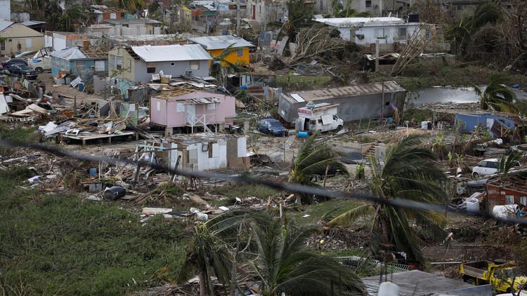 El huracán María desenterró cientos de cadáveres en Puerto Rico (FOTOS)