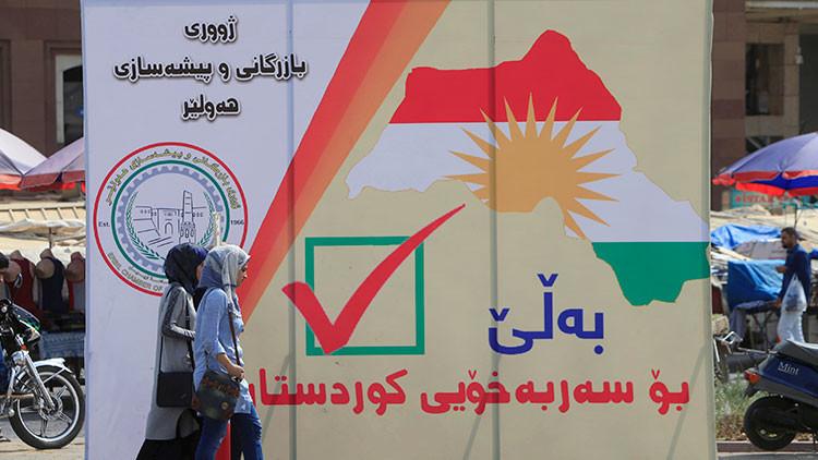 Moscú destaca la importancia de evitar la desestabilización en Oriente Medio tras el referendo kurdo