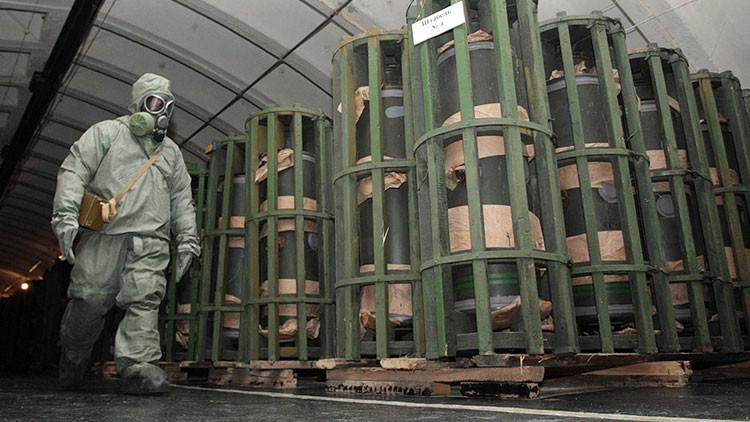 """Putin califica de """"evento histórico"""" la liquidación de las últimas armas químicas de Rusia"""