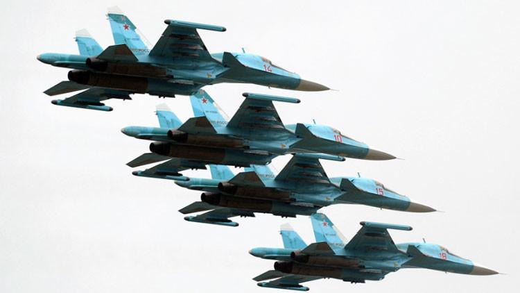 Estos son los tres aviones de combate rusos más potentes de la era moderna