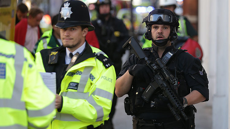 Reportan un tiroteo en Bristol, Reino Unido