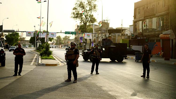 El Parlamento de Irak ordena el despliegue de tropas en la región disputada de Kirkuk