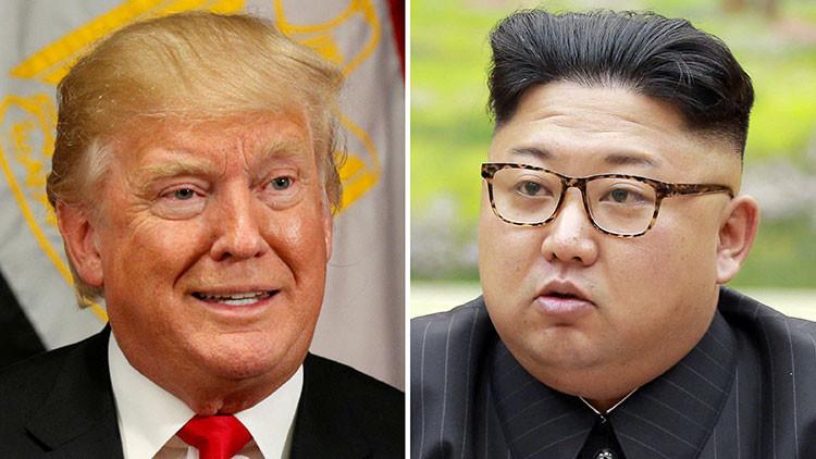 """Trump sobre Corea del Norte: """"Necesitamos armas nucleares ahora"""""""