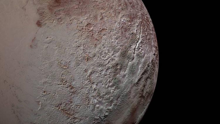 Misterio resuelto: ¿qué son las 'cuchillas de hielo' de Plutón?