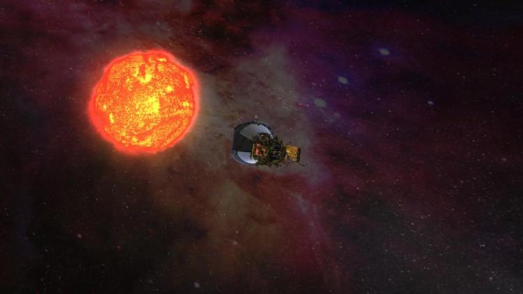 La NASA muestra la sonda que realizará un viaje sin precedentes al Sol (FOTO, VIDEO)