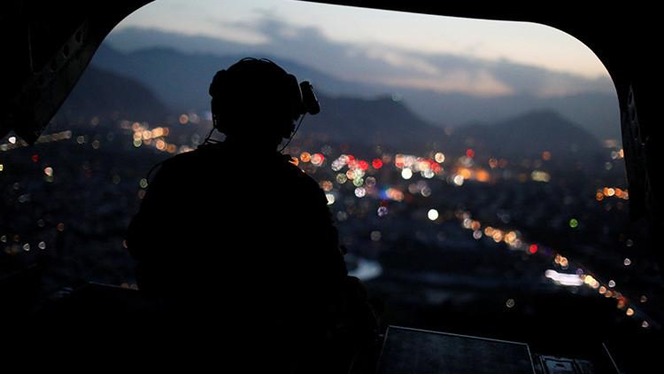 """""""Lamentablemente"""" un misil de EE.UU. falla y mata a varios civiles en Afganistán"""