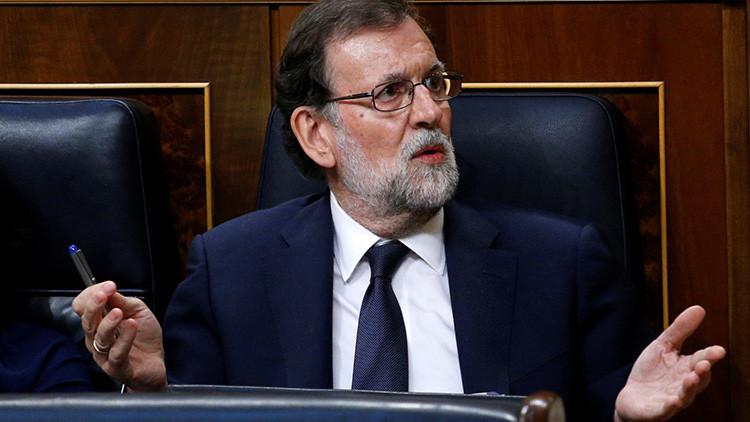 """Marianora Joy"": Trump 'rebautiza' a Rajoy en Twitter"