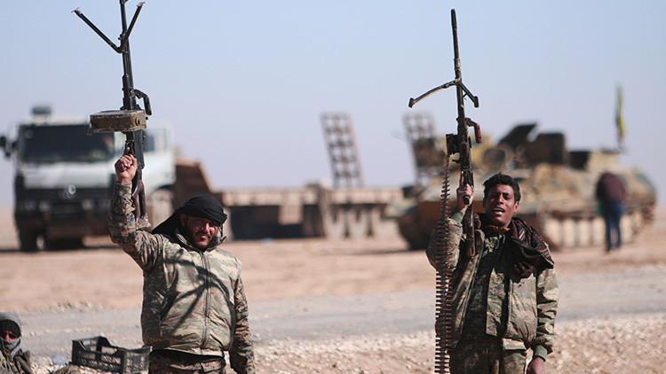 """Embajador ruso ante la ONU insta a """"no coquetear con los terroristas"""" en Siria"""