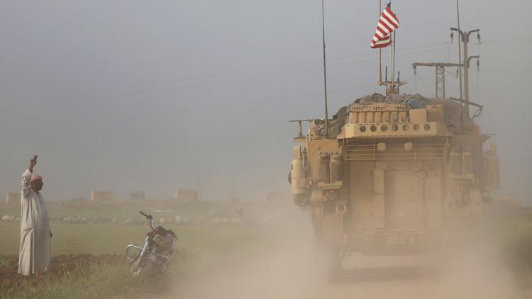 """Siria considerará """"otras opciones"""" contra la presencia de EE.UU., si la diplomacia no funciona"""