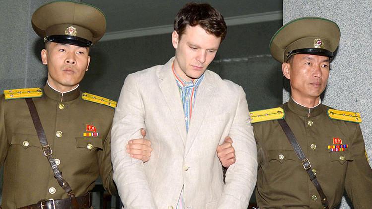 Revelan la causa de la muerte del estudiante de EE.UU. liberado por Corea del Norte
