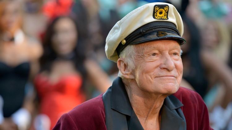Muere el fundador de la popular revista 'Playboy'