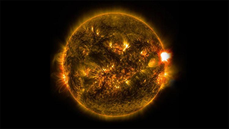 Video impresionante: La NASA capta una potente explosión de una rara llamarada solar de clase X