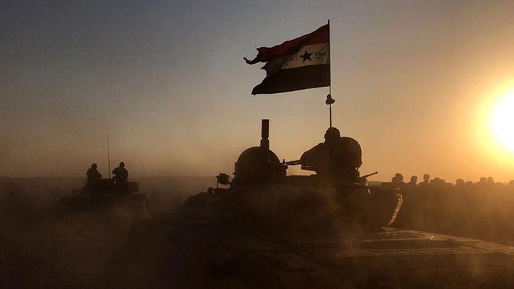 """Ejército sirio a RT: """"La ciudad de Deir ez Zor será liberada en una semana"""""""
