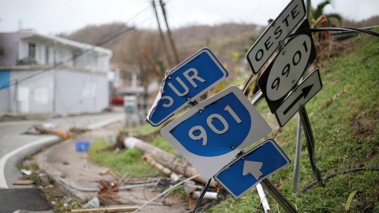 """""""Desamparo total"""": tres españolas están atrapadas en Puerto Rico tras el huracán"""