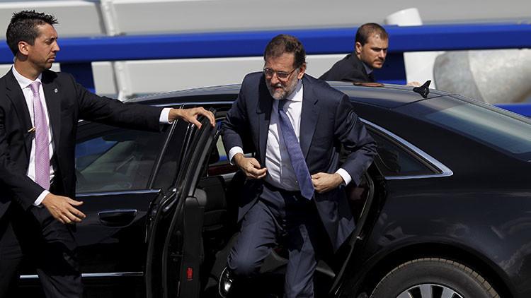 Blindado y de casi medio millón de euros: así es el nuevo coche oficial de Rajoy (FOTO)