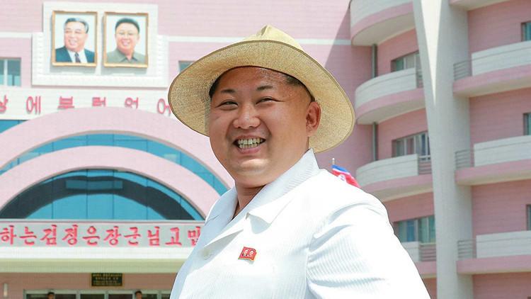 """Publican una """"intimidante"""" foto de Kim Jong-un flaco que """"inspira miedo"""""""