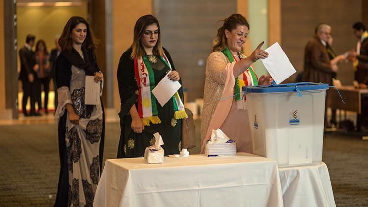 """Erdogan afirma que el referéndum independentista del Kurdistán iraquí fue un """"error"""""""