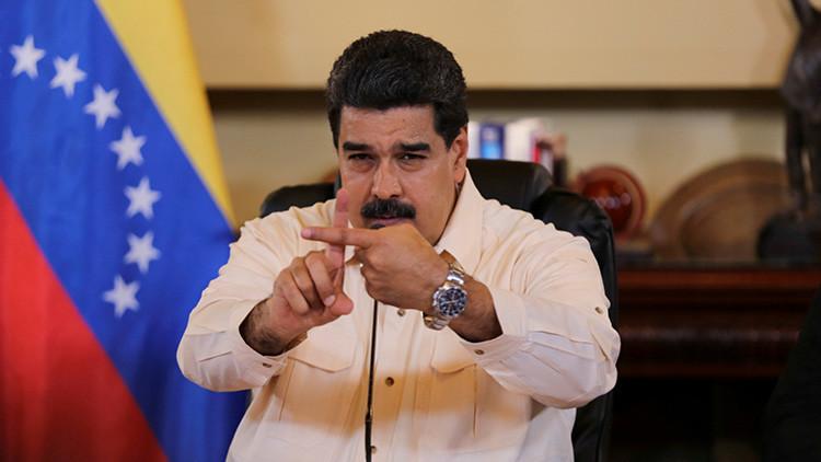 """Nicolás Maduro: """"Donald Trump no sabe ni dónde está Venezuela"""""""
