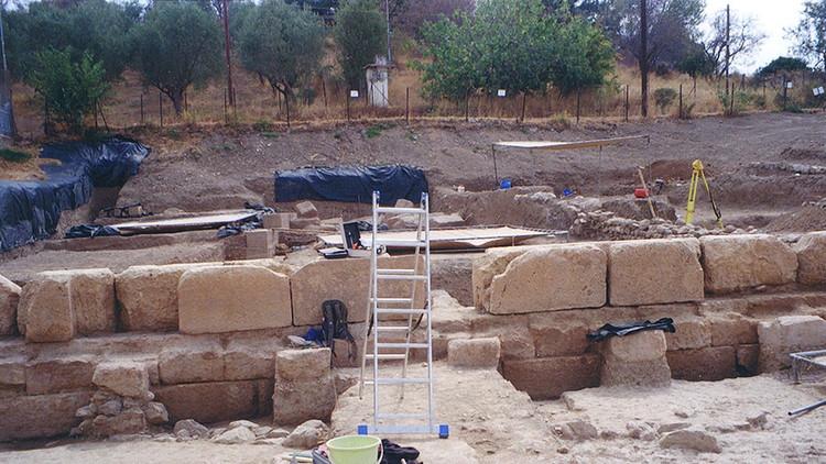 Tras 100 años de búsqueda descubren el santuario de la diosa griega Artemisa