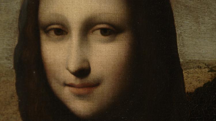 Encuentran en Francia un esbozo de la 'Mona Lisa desnuda' (FOTO)