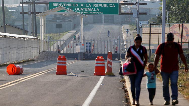 Miles de migrantes son violentados, y no en EE.UU., sino en México
