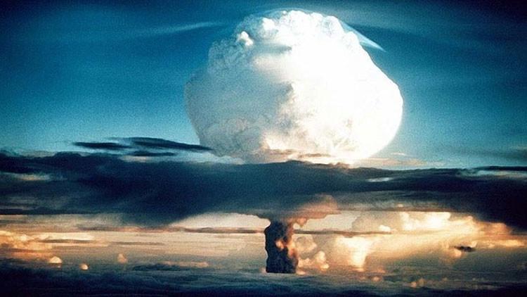 Este es el Plutoceno, la era geológica radiactiva que estamos a punto de ocasionar