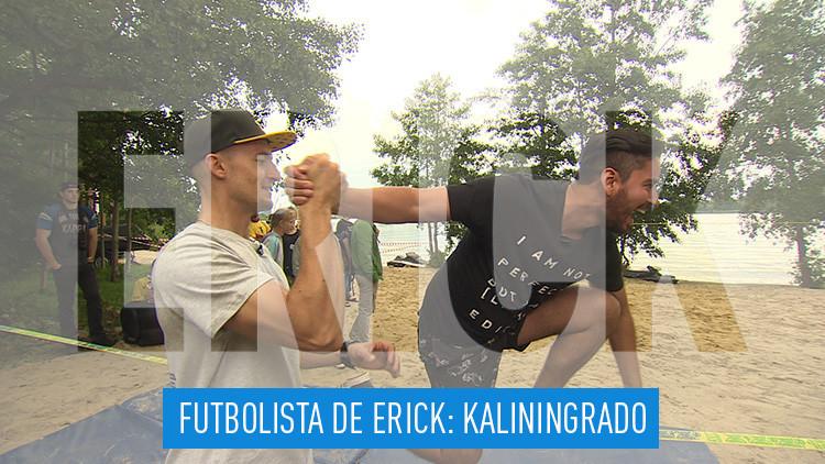 Futbolista de Erick: Kaliningrado