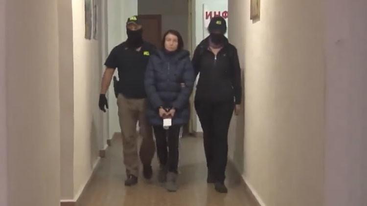 Detienen en Crimea a dos personas que espiaban la Flota del Mar Negro (VIDEO)