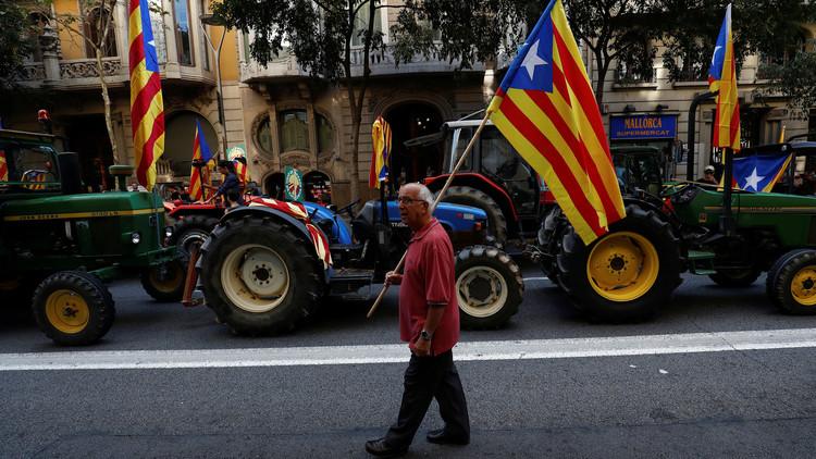 Reino Unido y Alemania instan a sus turistas a evitar viajes a Cataluña